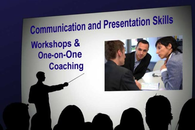 presentation skill developemt