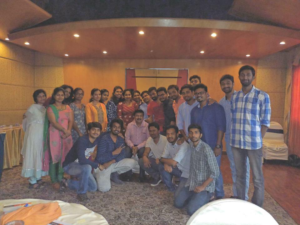Training for Alamy Images India Pvt. Ltd,Technopark, Thiruvananthapuram