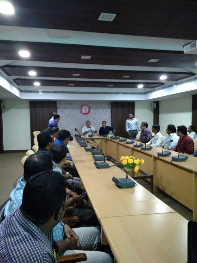 Training for Railways @ Trivandrum