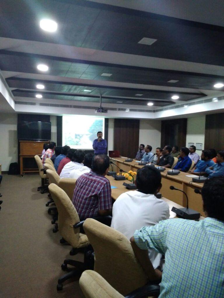 Training for Railways @Trivandrum