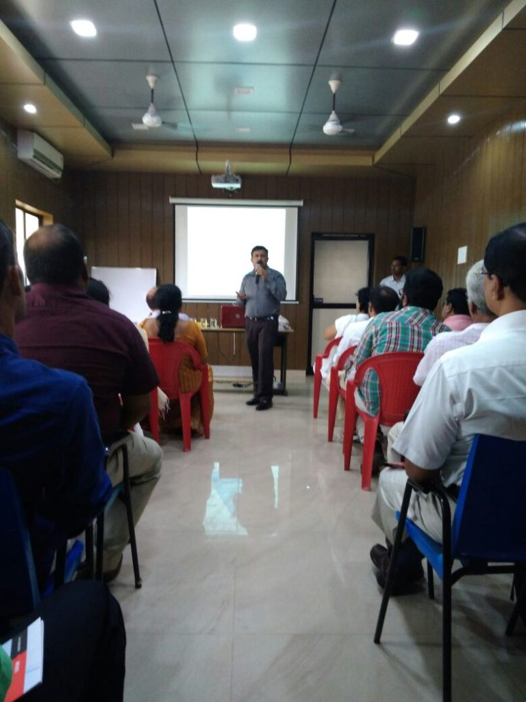 Training for Railways @Ernakulam