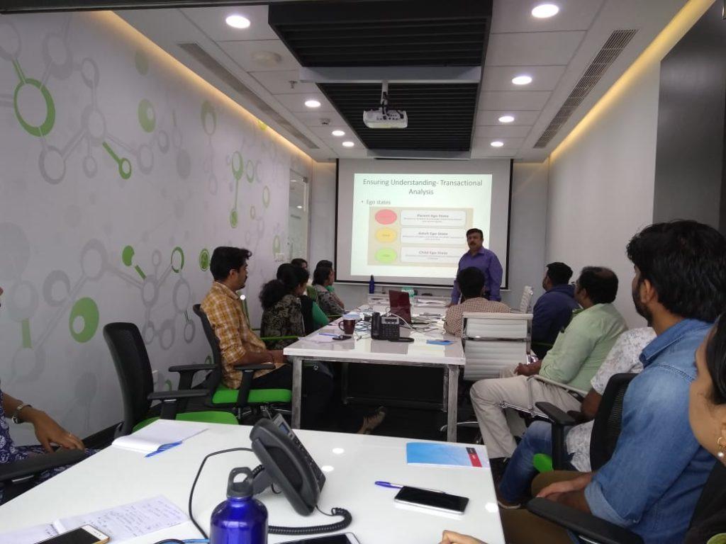 Training for Agrigenome, Smart City Kochi