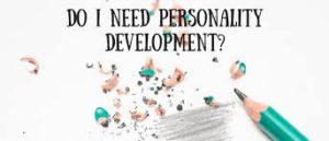personality training