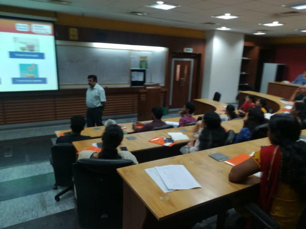 Training for GIMMS Kochi